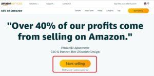Start selling